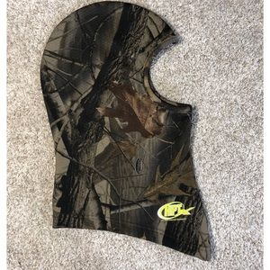 Whitewater Real Tree Camouflage Head & Face Cover